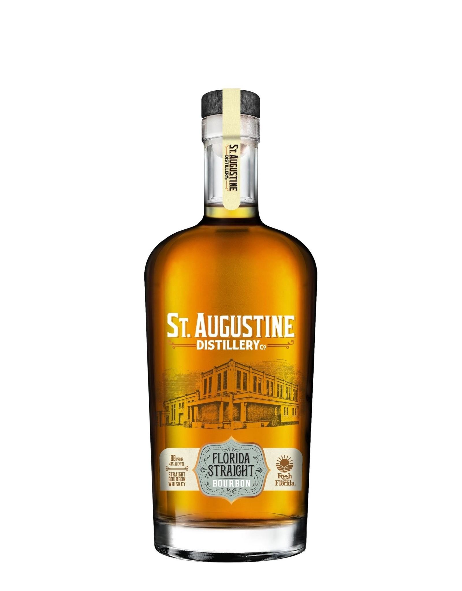 St. Augustine Florida Straight Bourbon