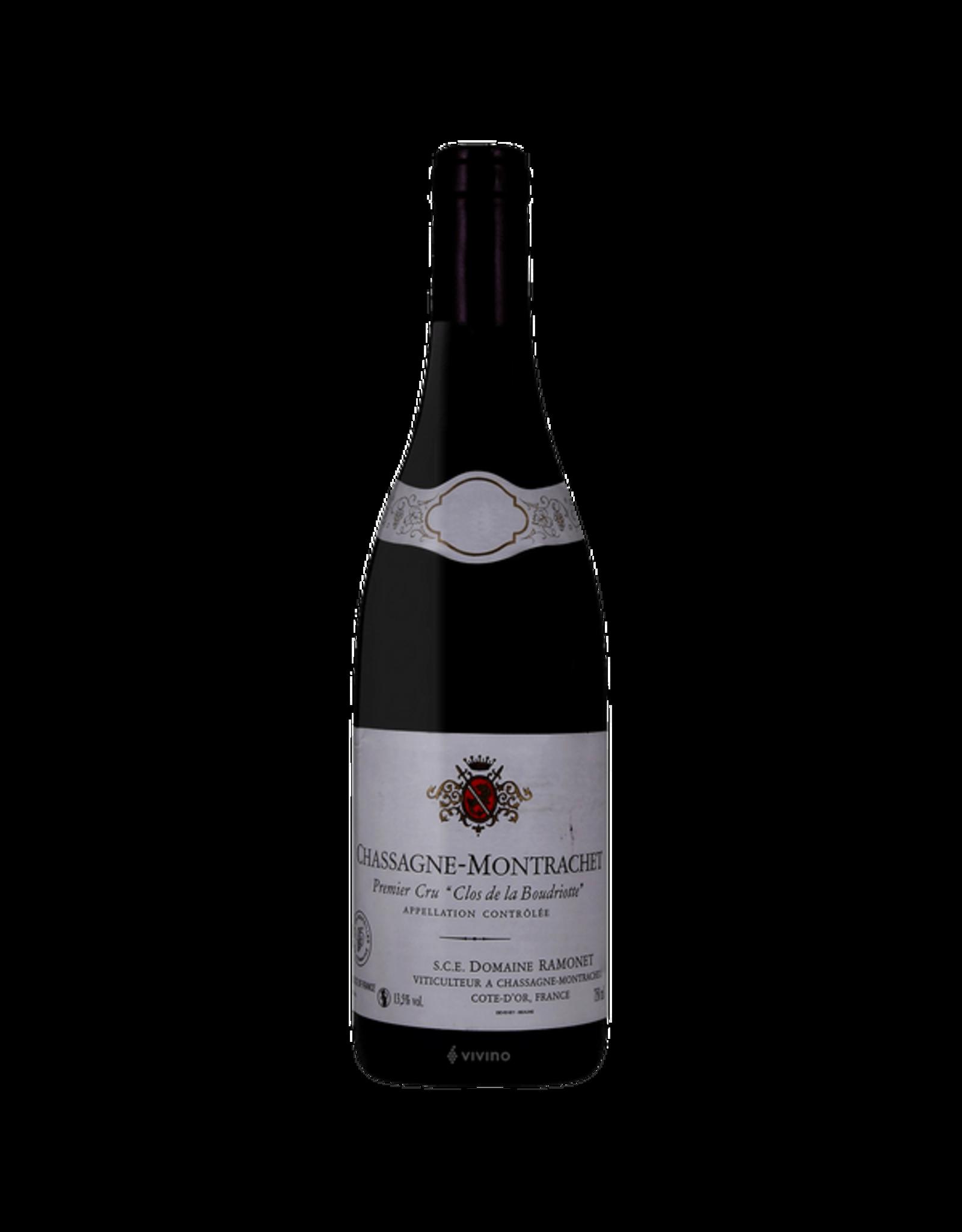 Ramonet Chassagne Montrachet Boudriotte Rouge 2018