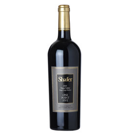 Shafer 'One Point Five' Cabernet Sauvignon Napa Valley 2015, 375ml