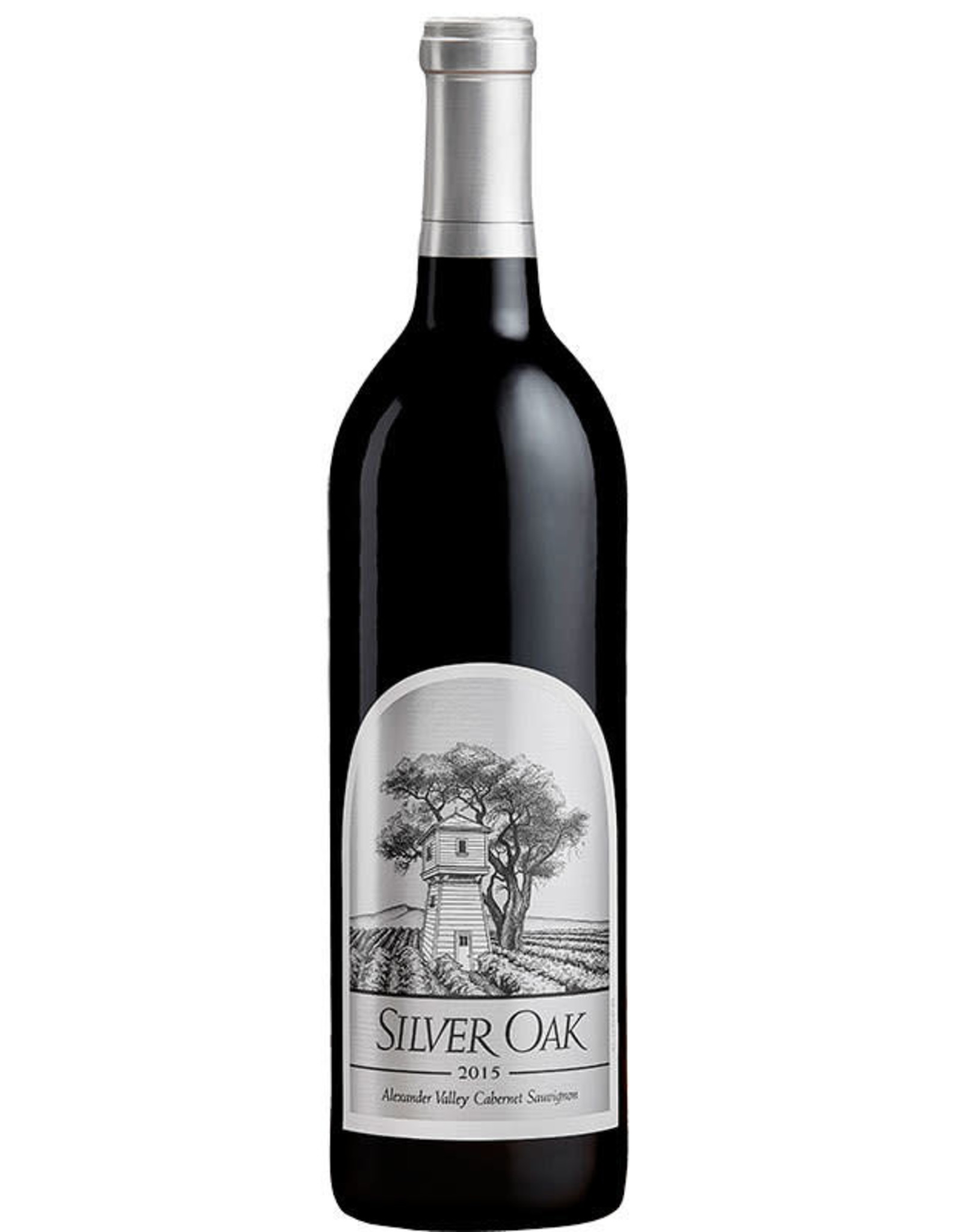 Silver Oak, Alexander Valley Cabernet Sauvignon 2016