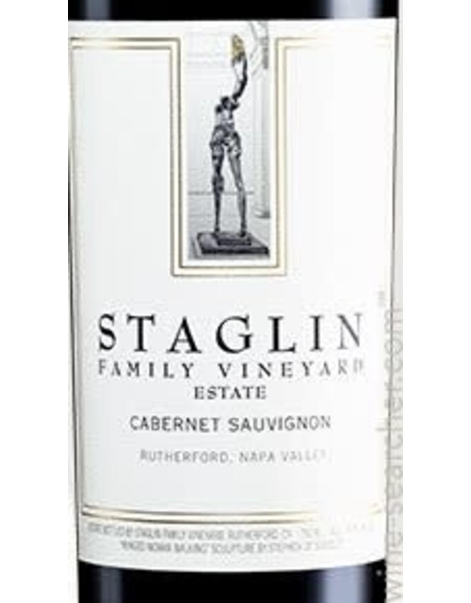 Staglin Family Estate, Cabernet Sauvignon, Rutherford 2015