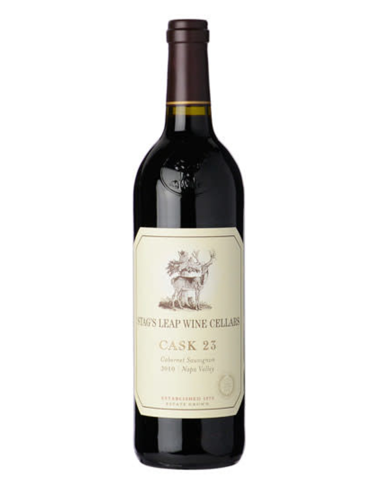 Stags Leap 'Cask 23' Cabernet Sauvignon, Napa Valley 2010