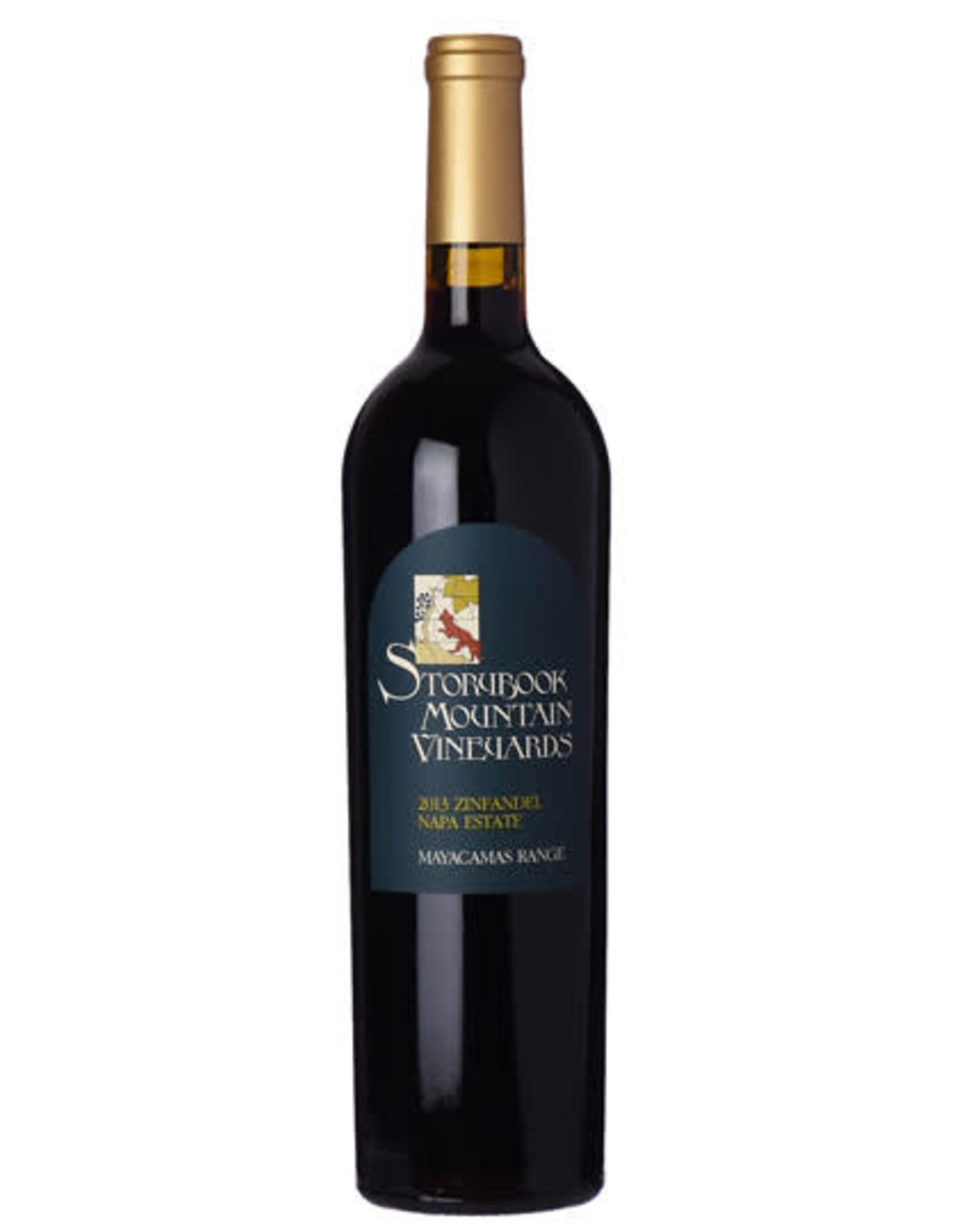 Storybook Mountain Vineyards Zinfandel 2013