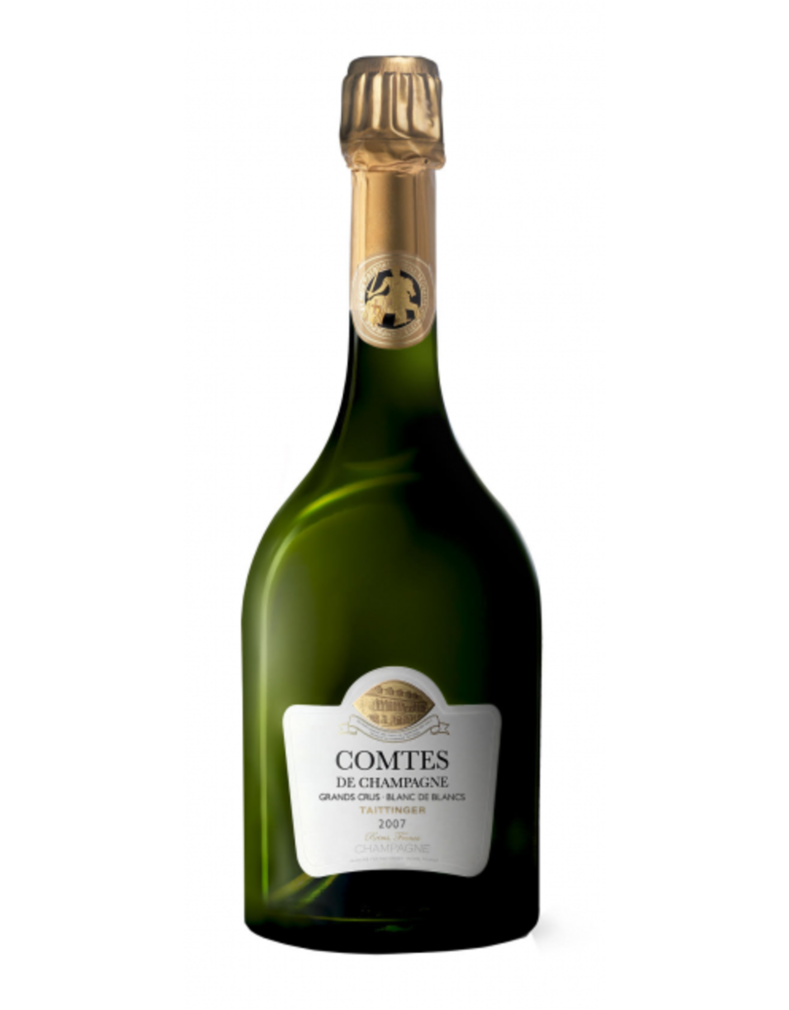Taittinger 'Comtes de Champagne' Blanc de Blanc 2007