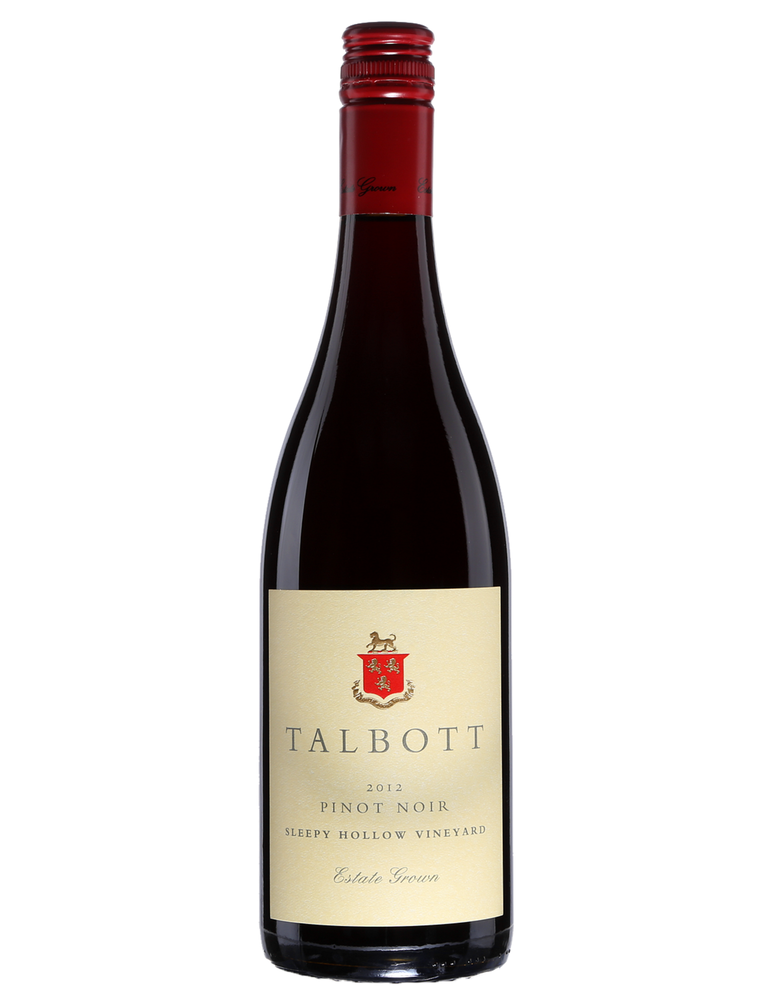 Talbott Sleepy Hollow Pinot Noir 2012