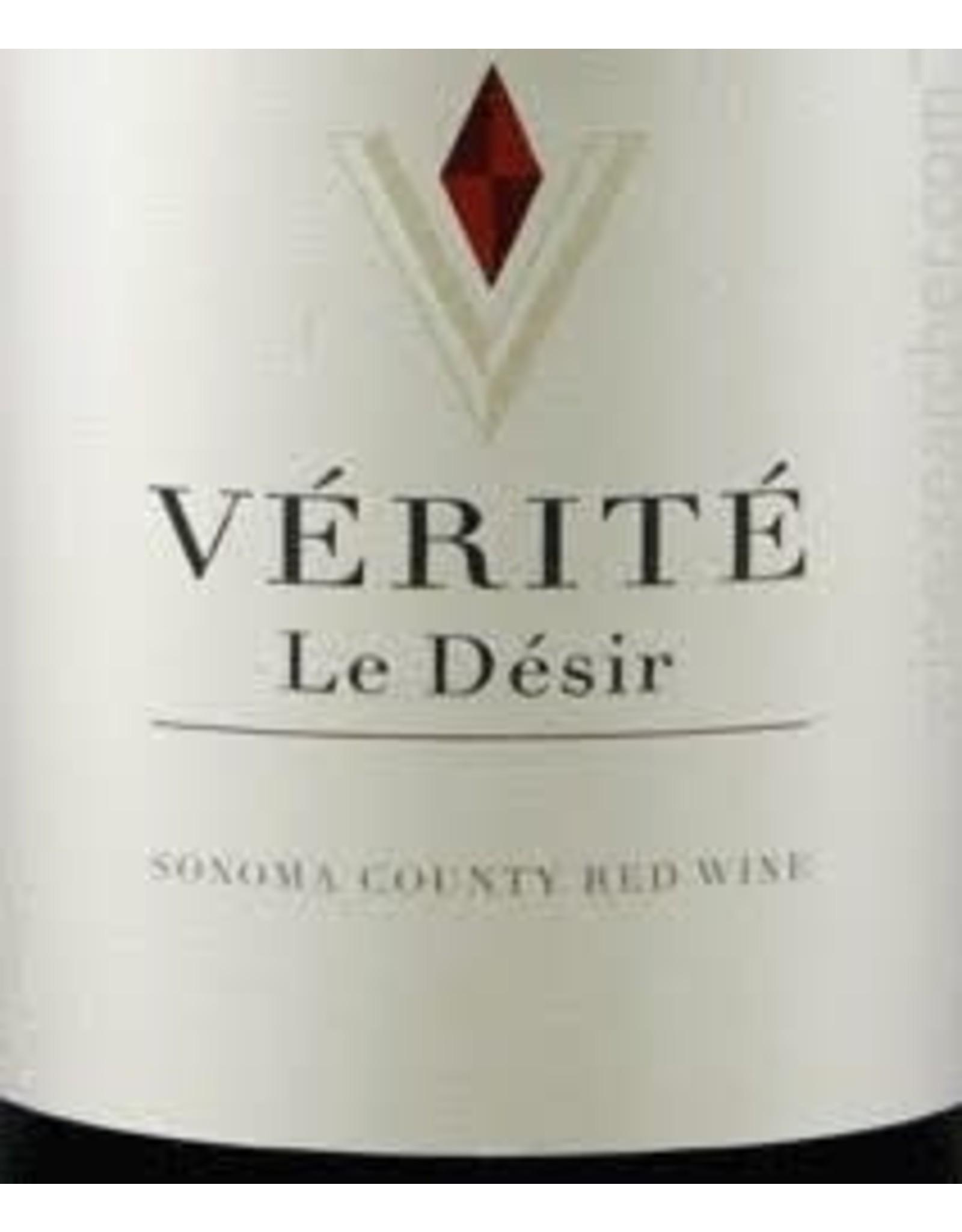 Verite 'Le Desir' Meritage, Sonoma County 2009