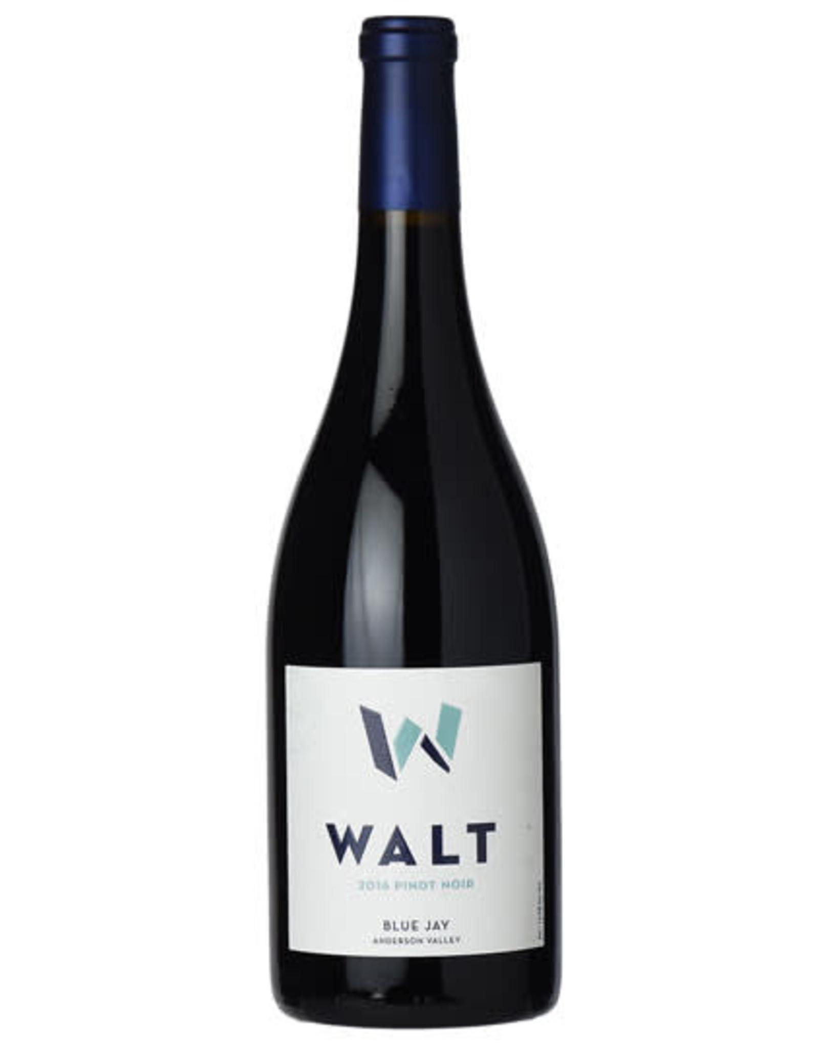 Walt Blue Jay Anderson Valley Pinot Noir 2018