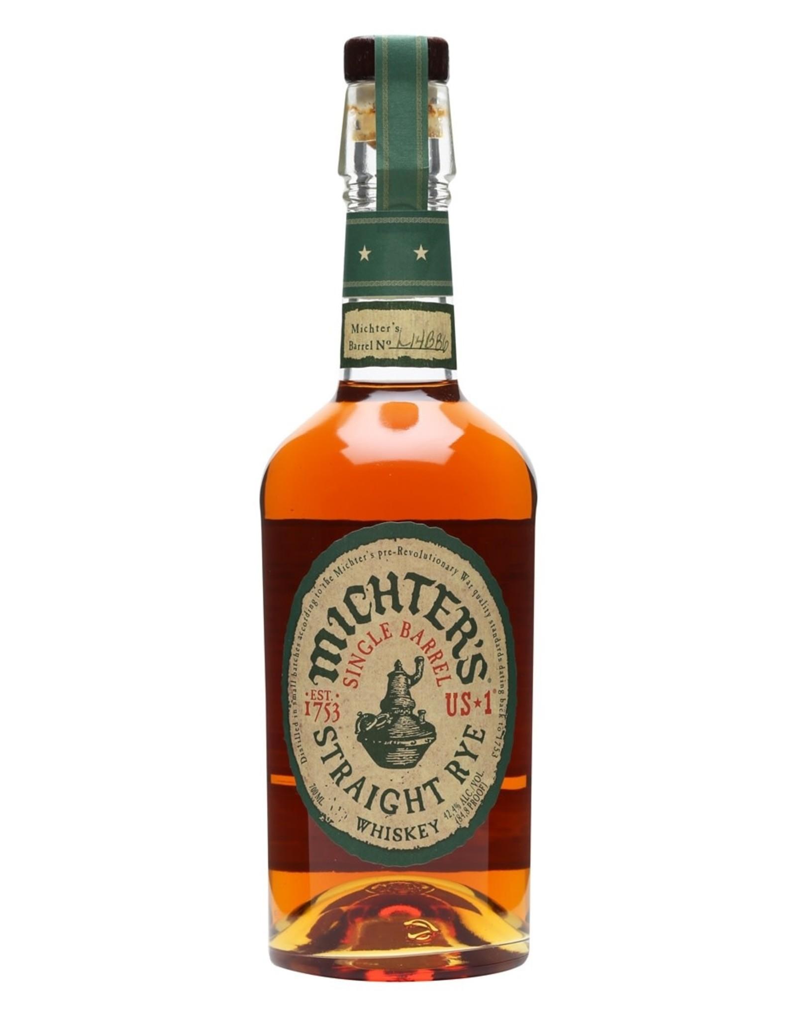 Michter's Rye American Whiskey