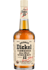George Dickel No. 12 Tennessee Sour Mash Tennessee Whisky