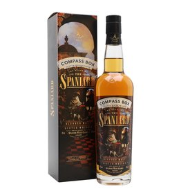 Compass Box 'The Story Of The Spaniard' Blended Malt Scotch Whisky
