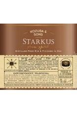 Kozuba & Sons Starkus 100% Rye