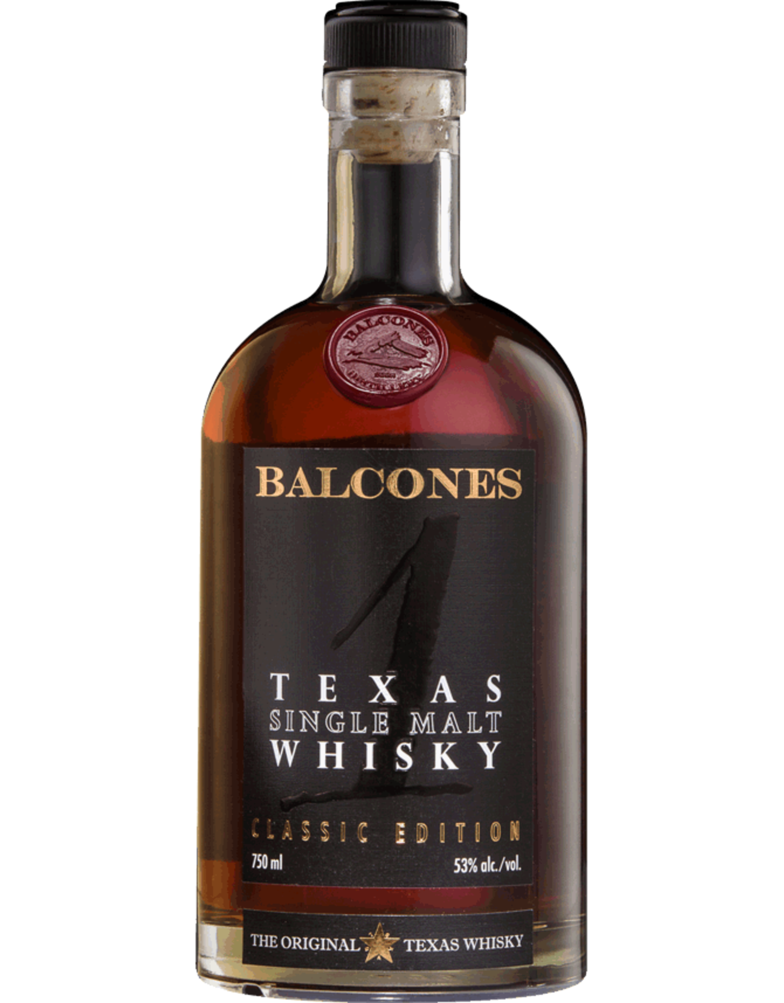 Balcones Single Malt