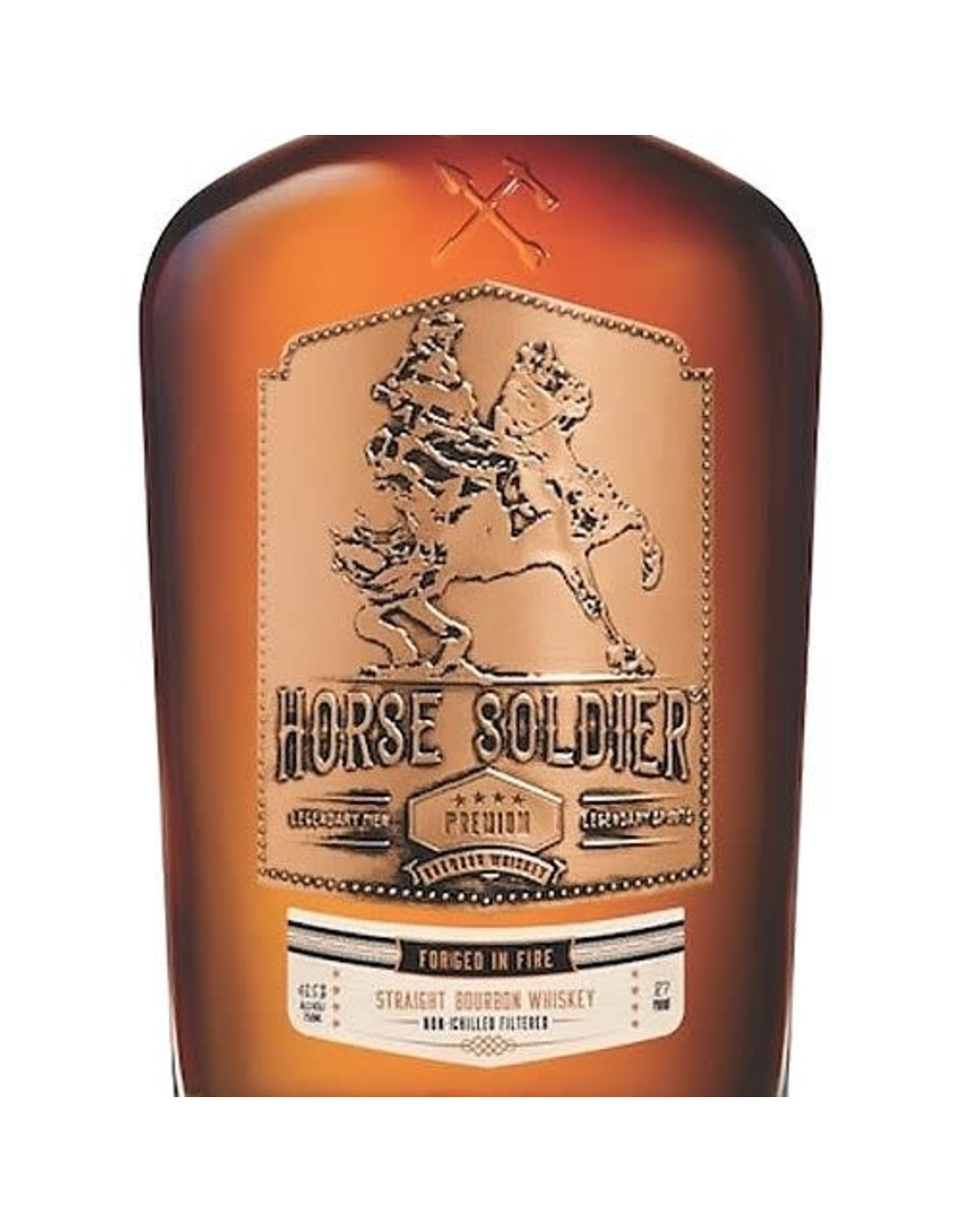 Horse Soldier Straight Bourbon