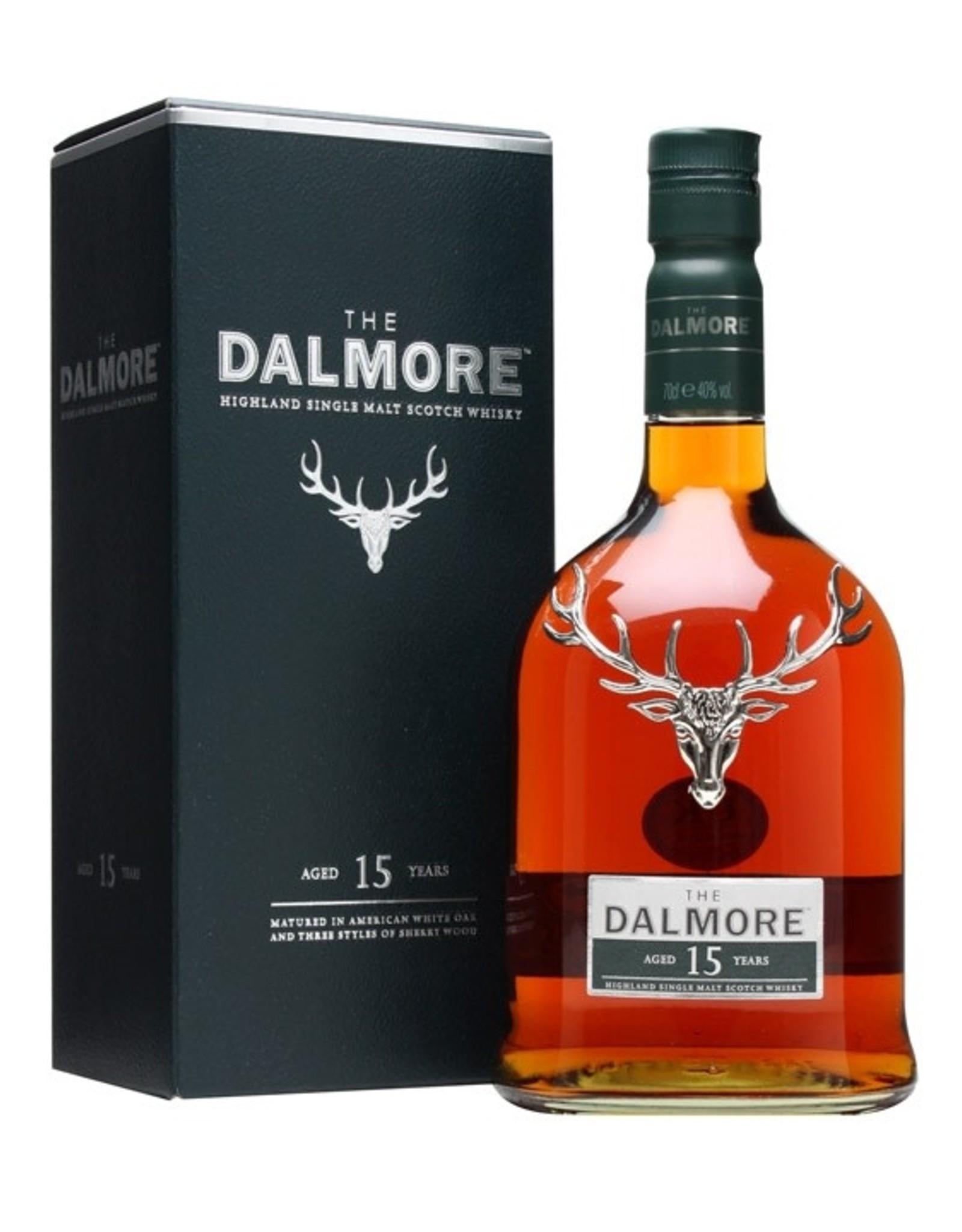 Dalmore 15 year Single Malt Scotch Whisky