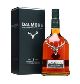 Dalmore 15 year Single Malt Scotch Whisky