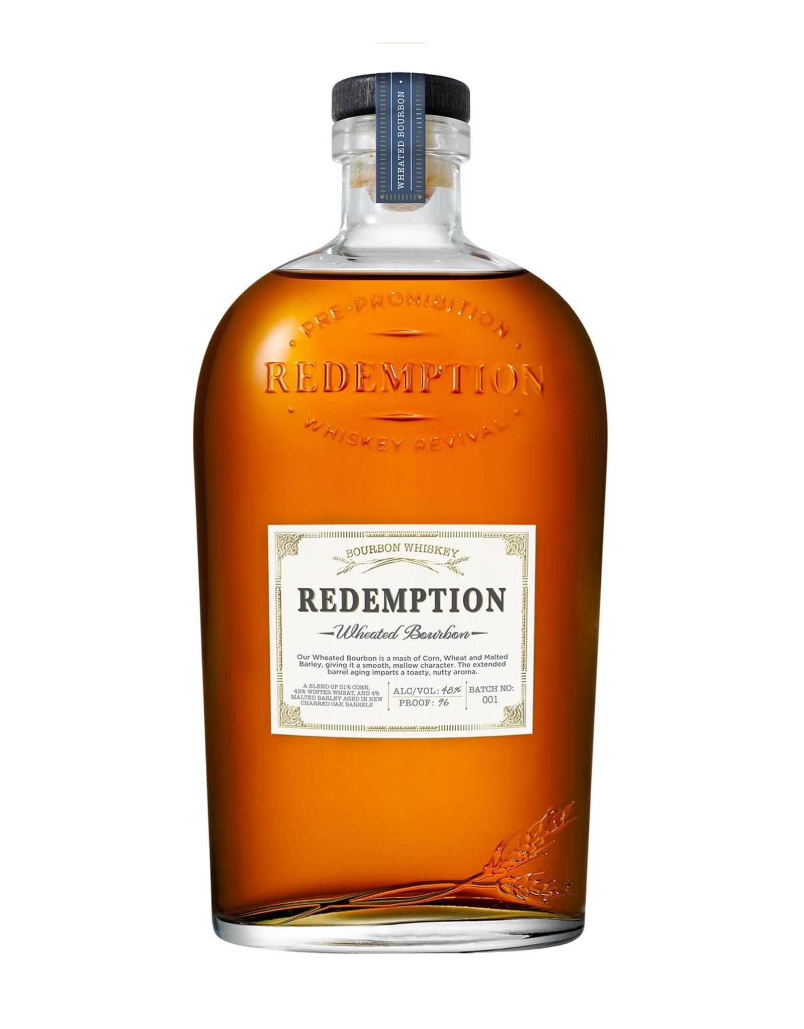 Redemption Bbn Wheated 96