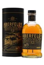 Aberfeldy 12 year Scotch Whiskey
