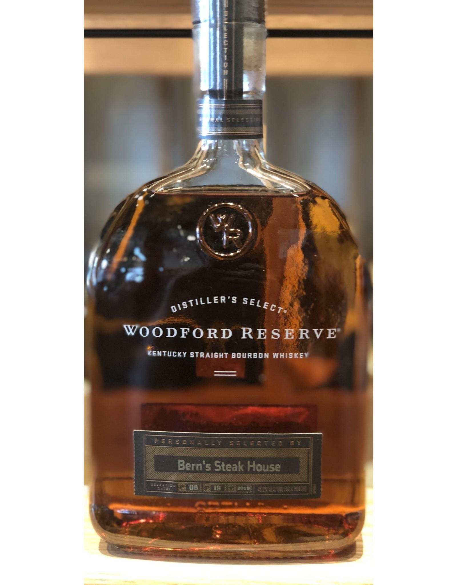 Bern's Select Woodford Reserve Bourbon 2019