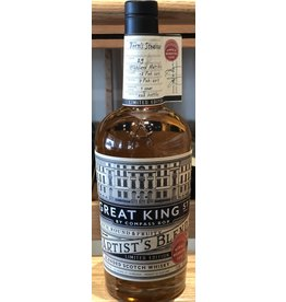 Bern's Select Compass Box Great King Street Marrying Cask 2016