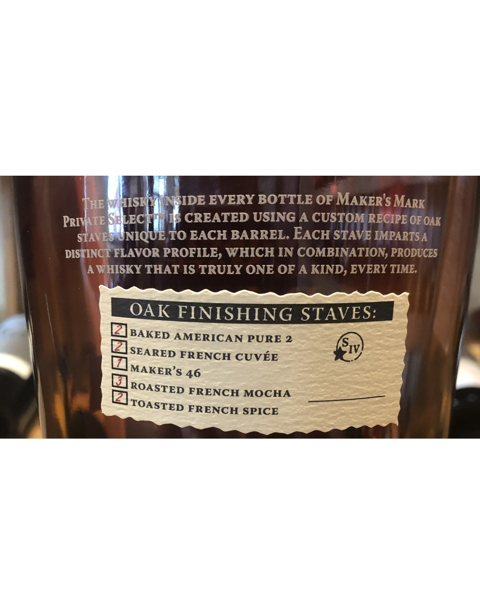 Makers Private Select, Bern's Label