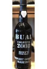 Bern's Barrel Select Cossart Gordon Colheita Bual 2008