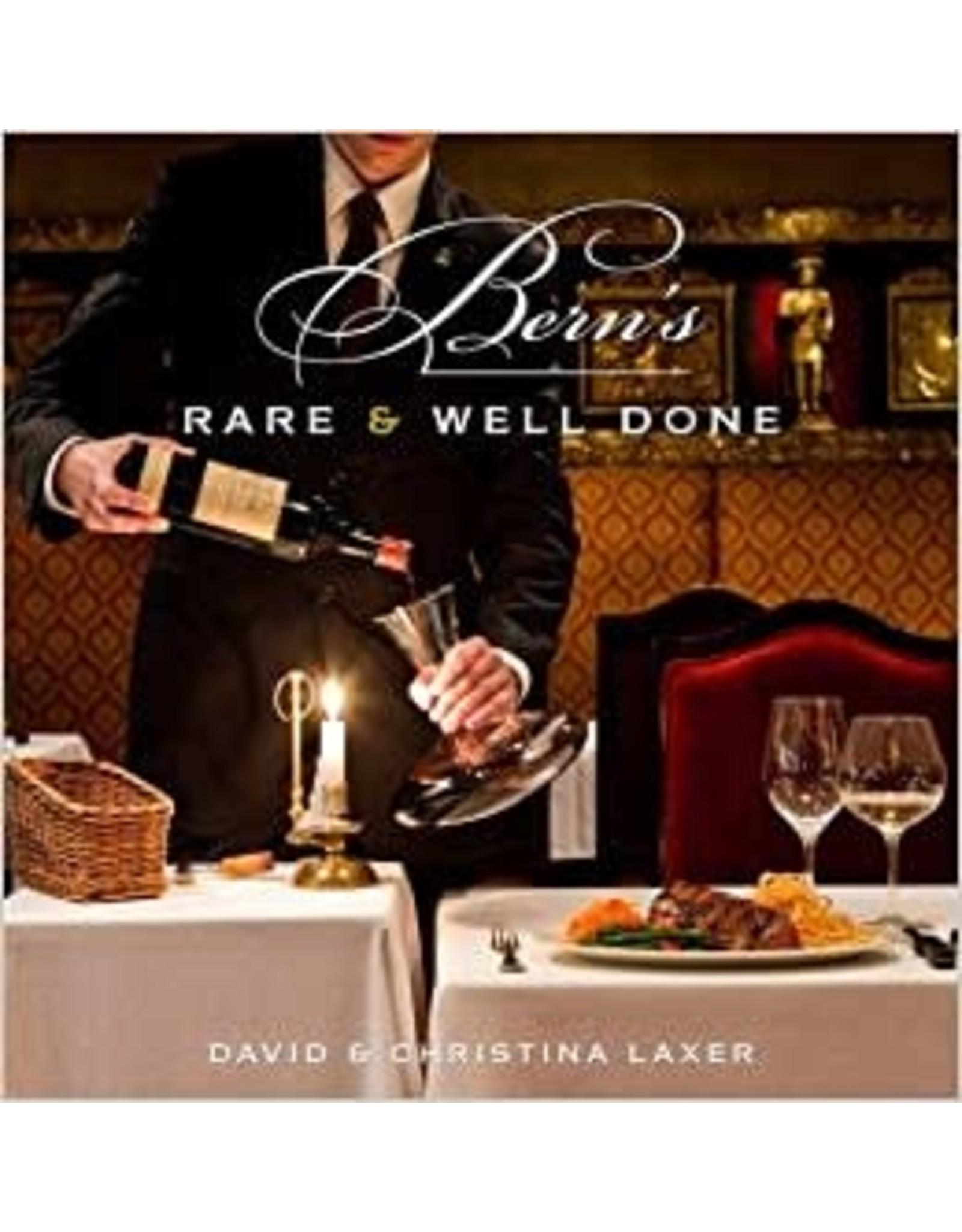 Bern's Steak House Rare and Well Done book