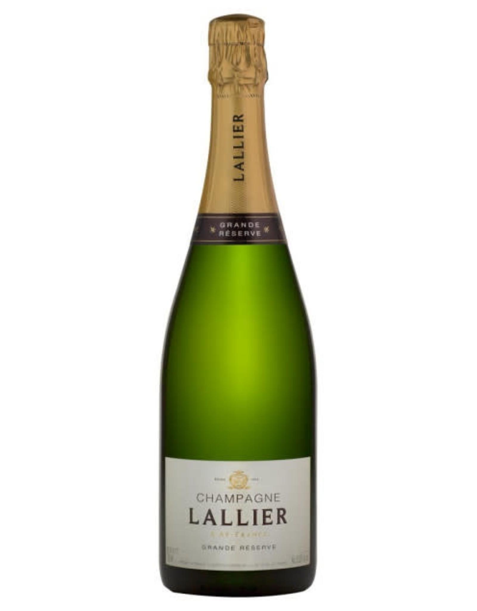 Lallier Grand Reserve Grand Cru