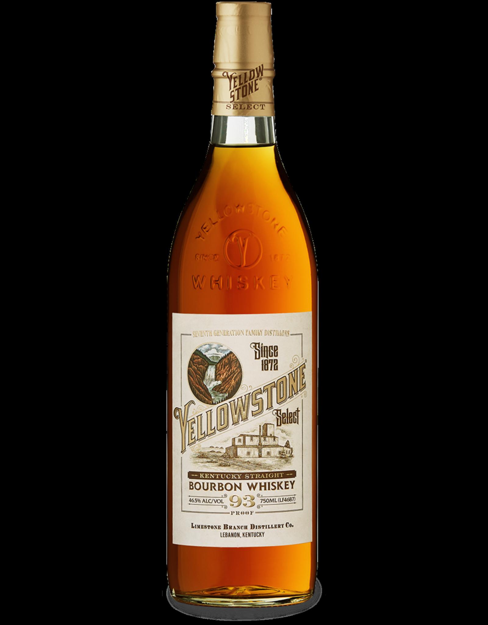 Limestone Branch Distillery Yellowstone Bourbon 93 proof