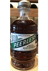 Peerless Single Barrel Select 4 year, 3 months Rye Beef & Leaf Collaboration between Bern's Steak House and Corona Cigar Co. 2019