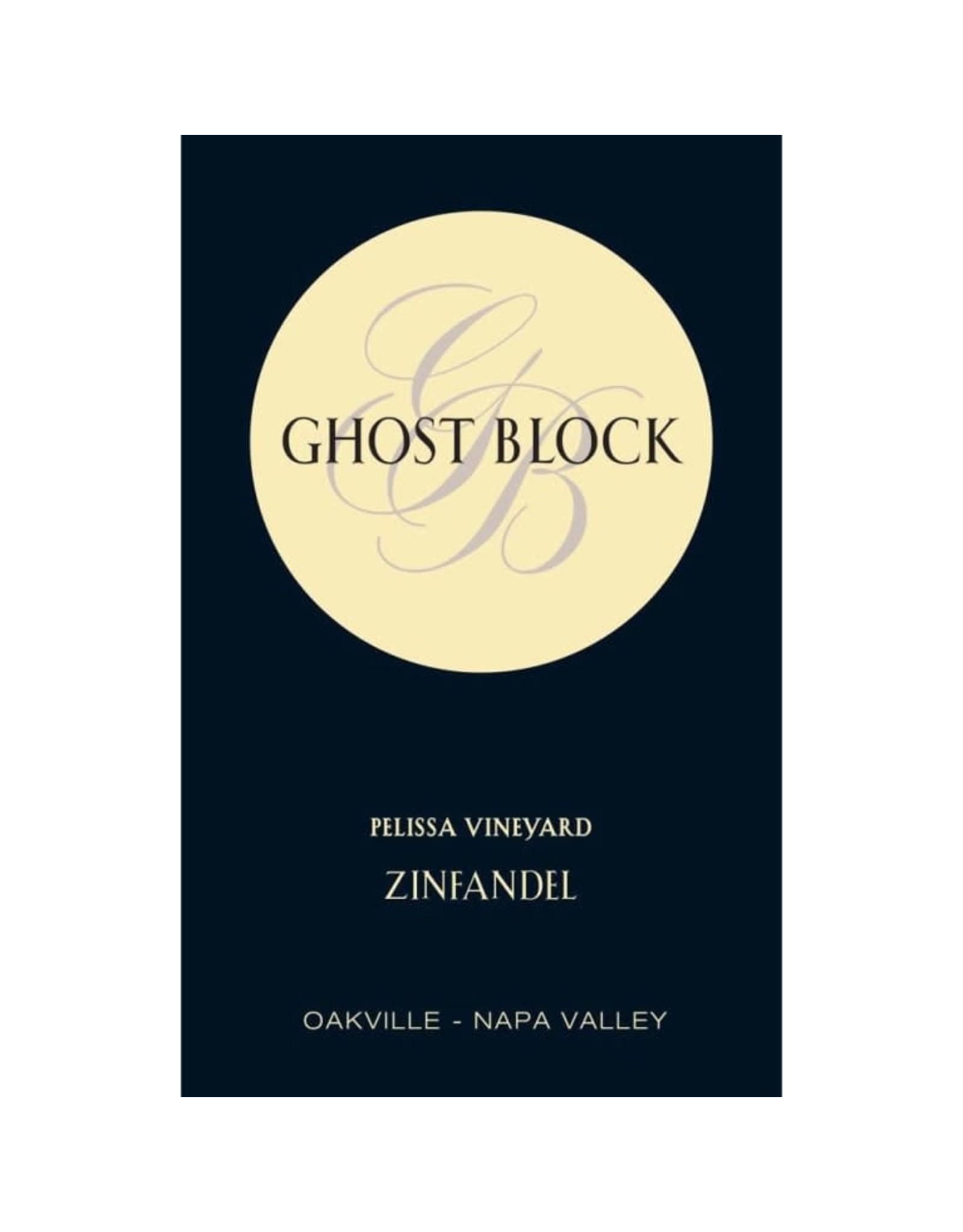 Ghost Block Pelissa Vineyard Zinfandel 2017