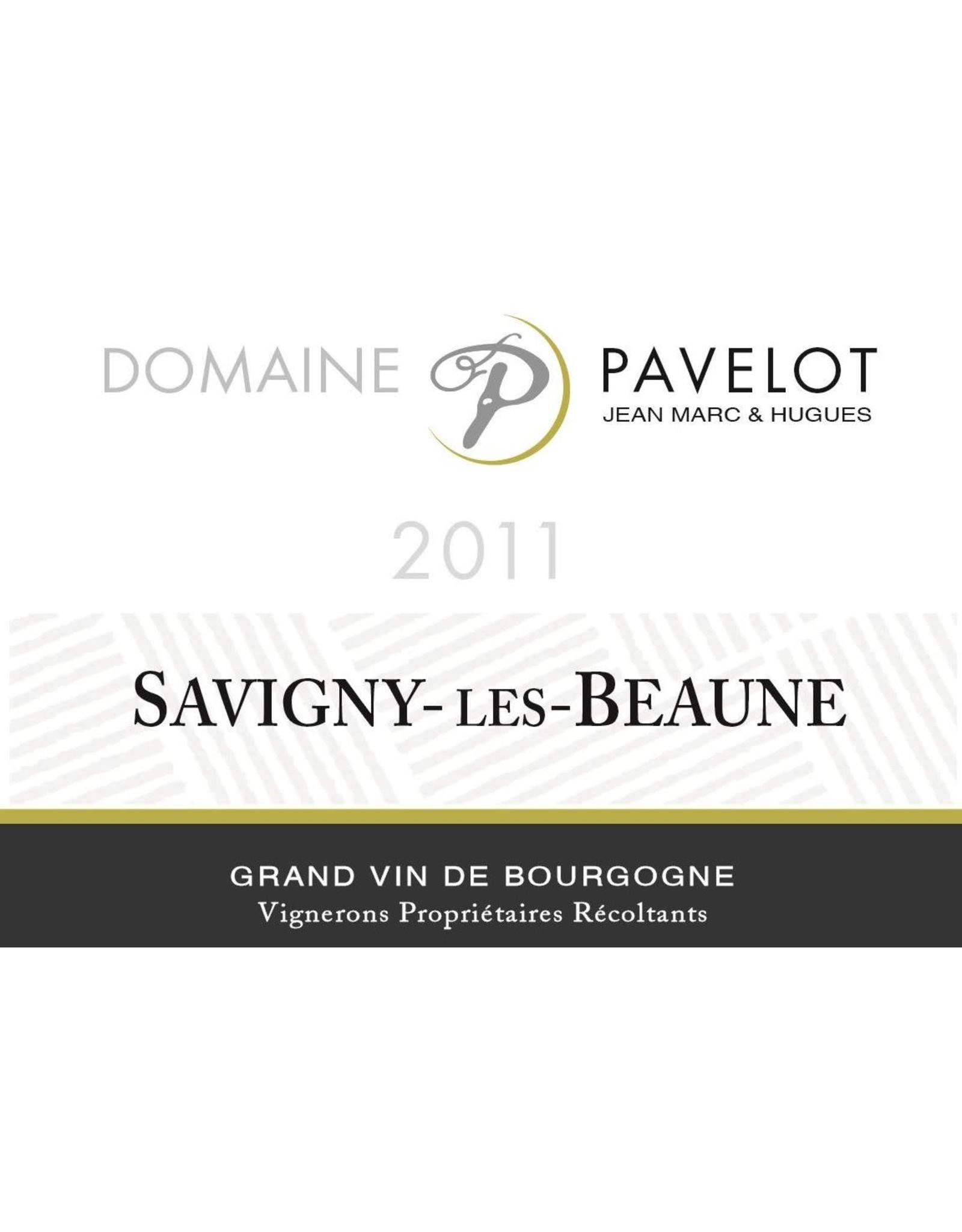 Domaine Pavelot Savigny-les-Beaune 2014