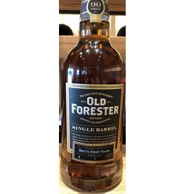 Bern's Old Forester Single Barrel