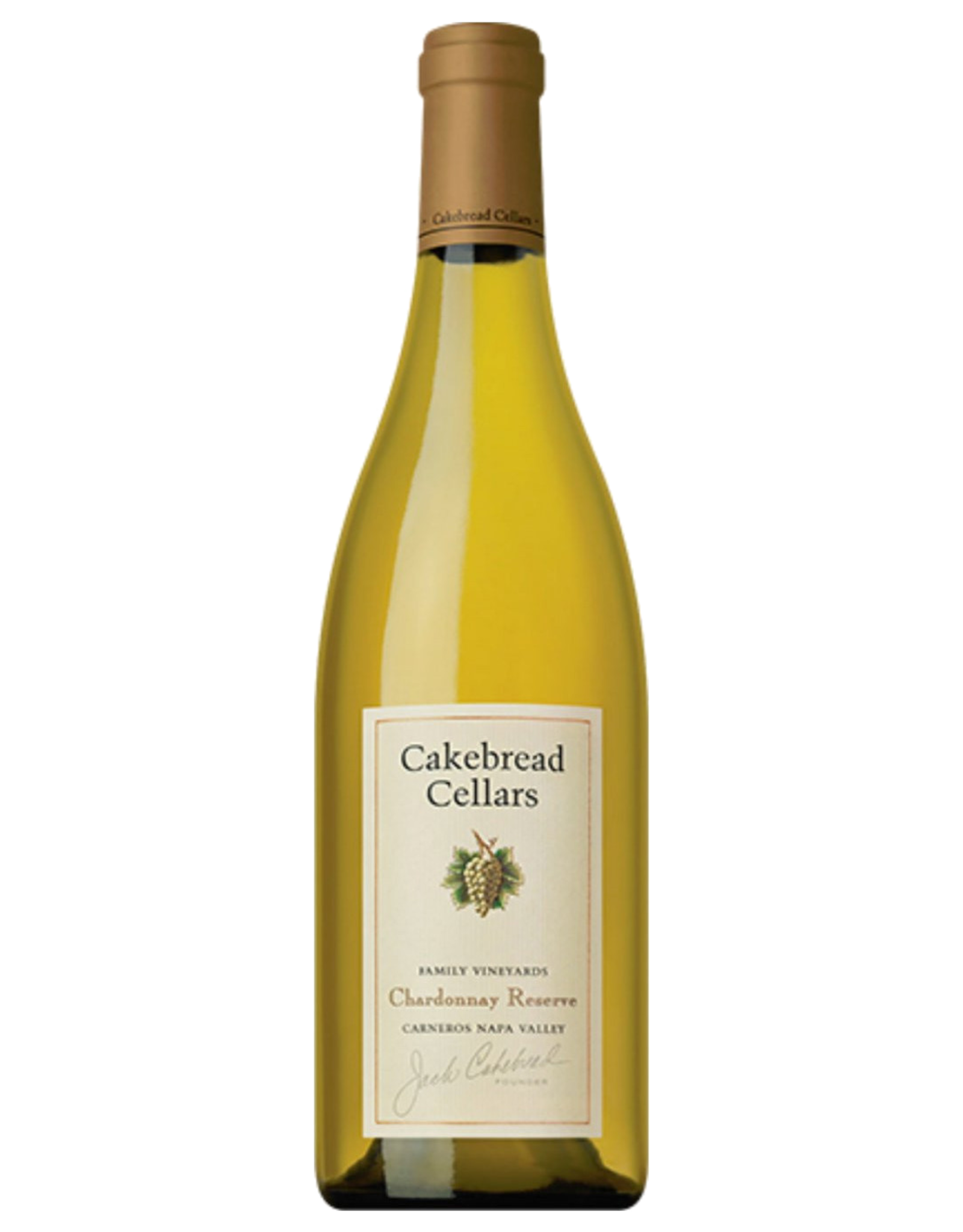 Cakebread Napa Valley Chardonnay Reserve 2014