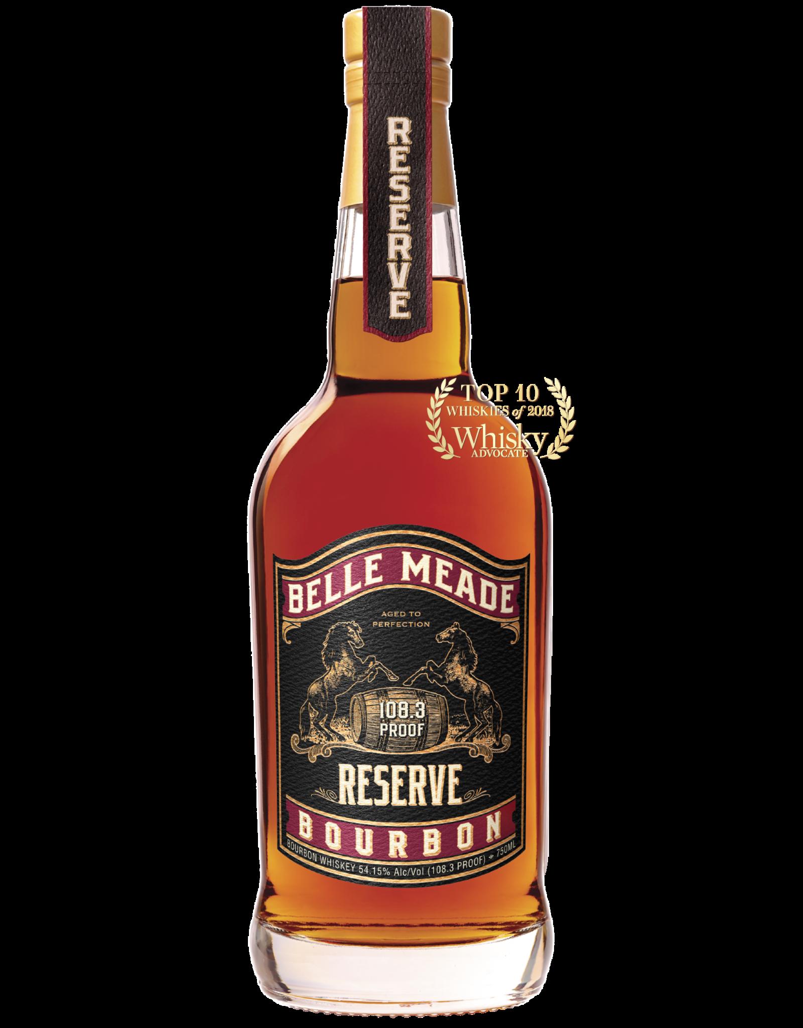 Belle Meade Reserve Bourbon 108.3