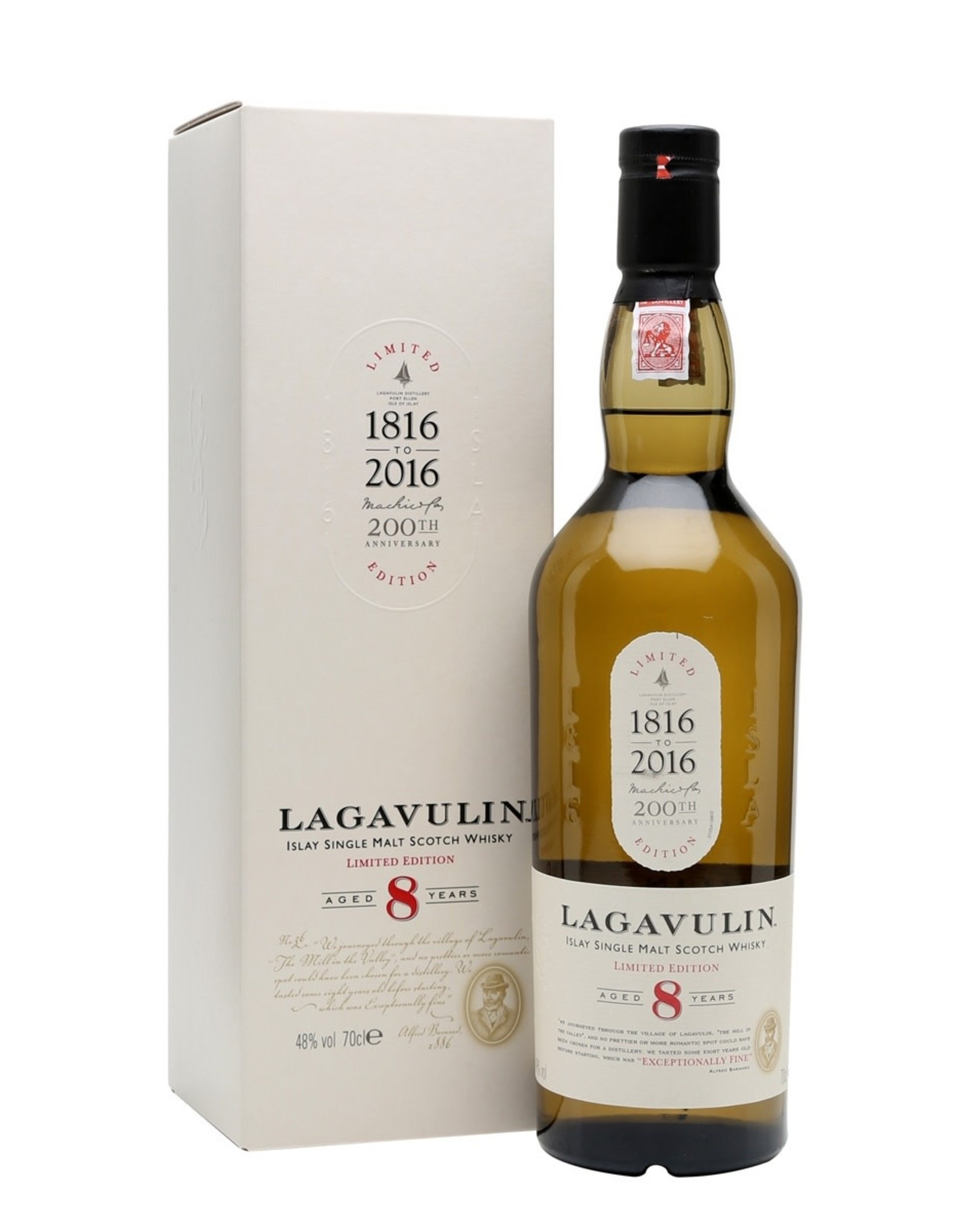 Lagavulin 200th Anniversary Edition 8