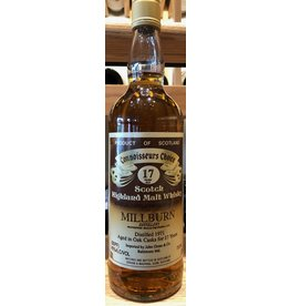 Gordon and Macphail Millburn 17 (Distilled in 1971)