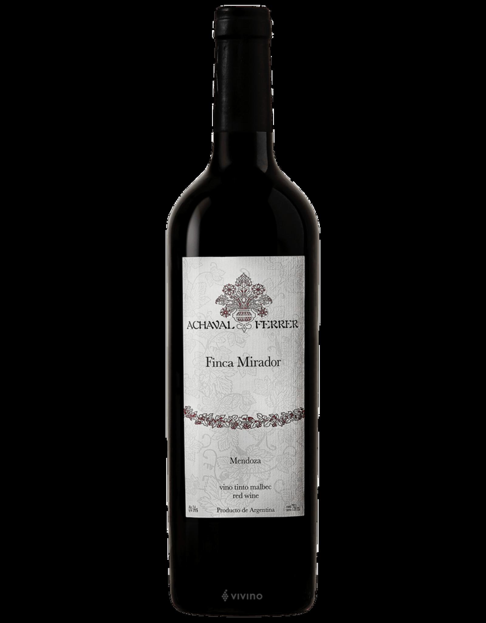 Achaval Ferrer Finca Mirador Vino Tinto Malbec 2011