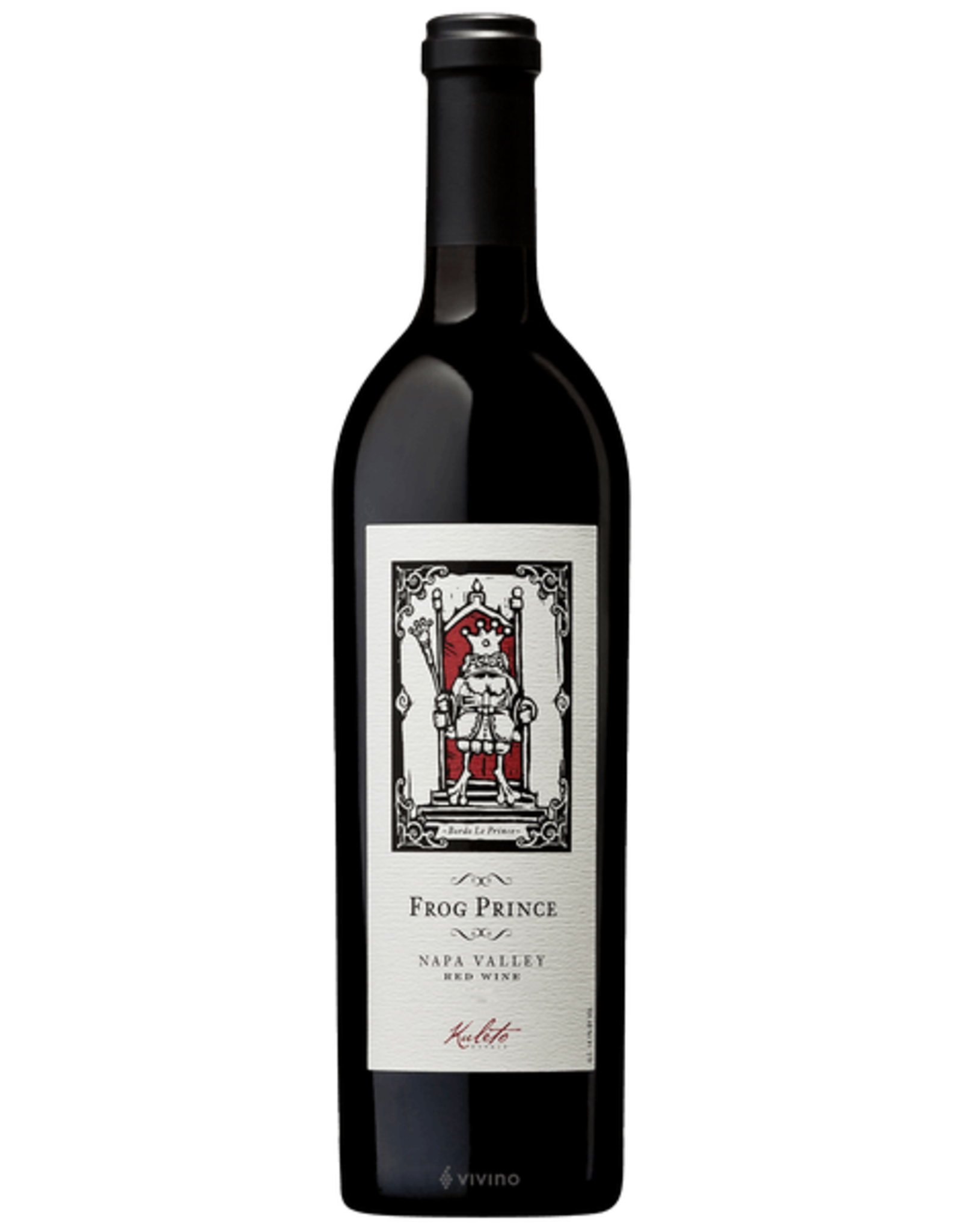 Kuleto Estate Frog Prince Napa County Red Blend 2014