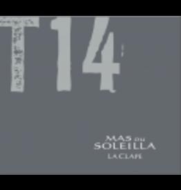 """Mas du Soleilla """"T14"""" La Clape Grenache Syrah 2010"""