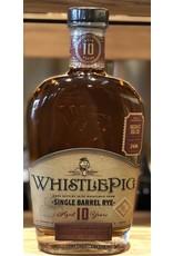 "Bern's Whistle Pig 10 ""20/20"" Single Barrel"