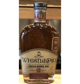 "Bern's Whistle Pig 10 ""20/20"" Single Barrel"
