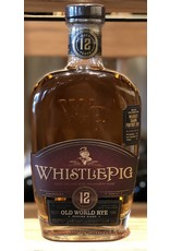 Berns Whistle Pig Old World Rye Bespoke Blend 12 WTF 2018 (2020)
