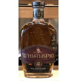 Bern's Whistle Pig Old World Rye Bespoke Blend 12 WTF 2018 (2020)