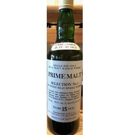 Prime Malt 15 Selection No. 1 Single Malt (~ Late 80s bottling)