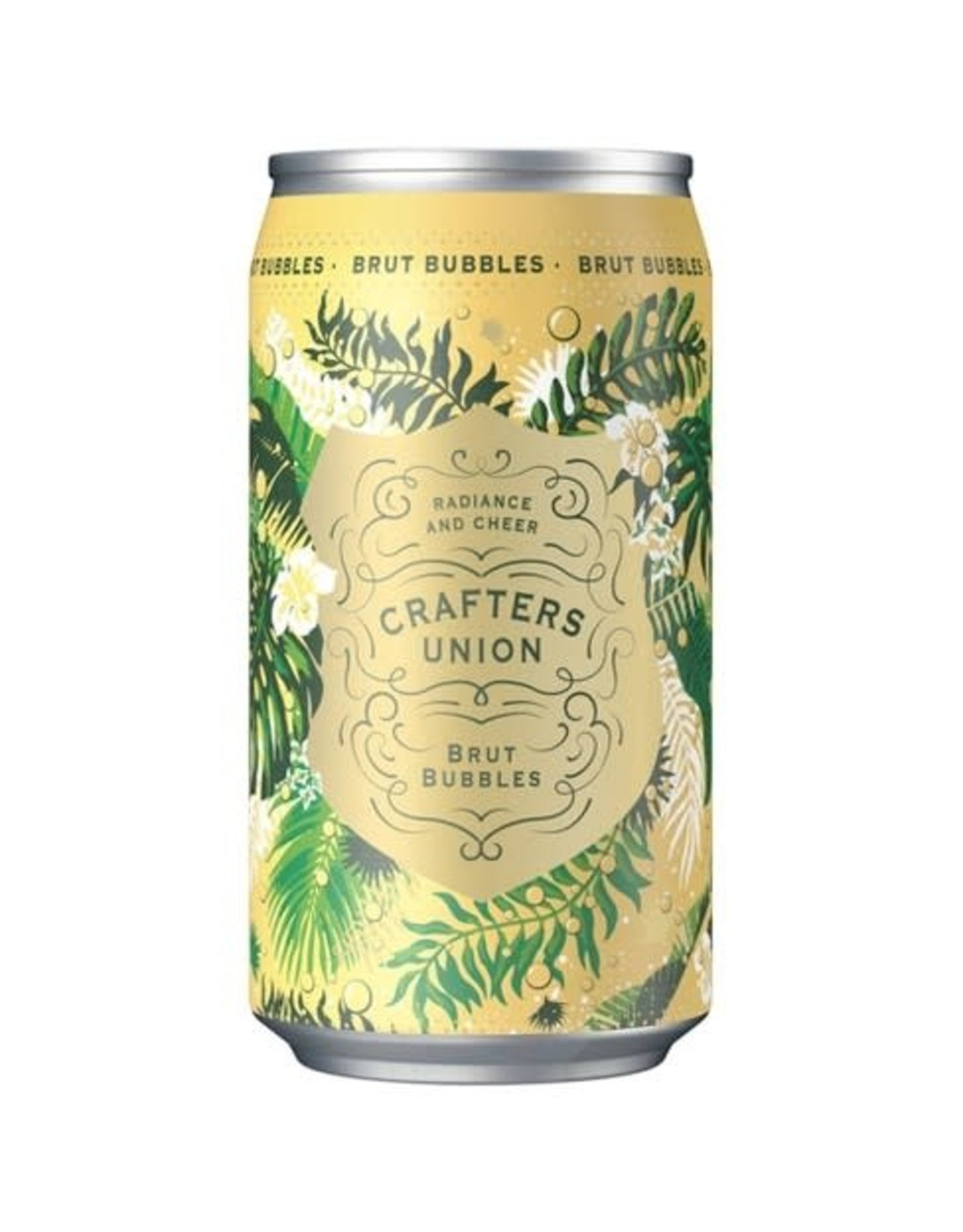 Crafters Union Brut Bubbles 375ml can