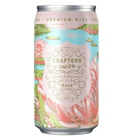 Crafters Union Rose 375 ml can