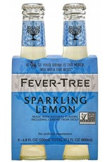 Fever Tree Sparkling Lemon 4 pack