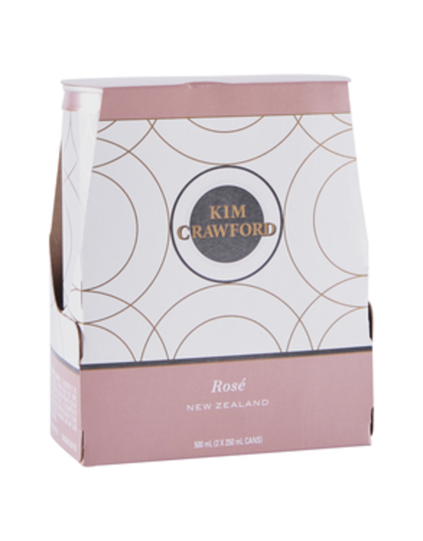 Kim Crawford Rose 200 ml can 2 pack