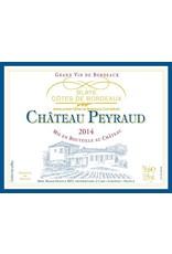 Chateau Peyraud Blaye Cotes de Bordeaux 2014