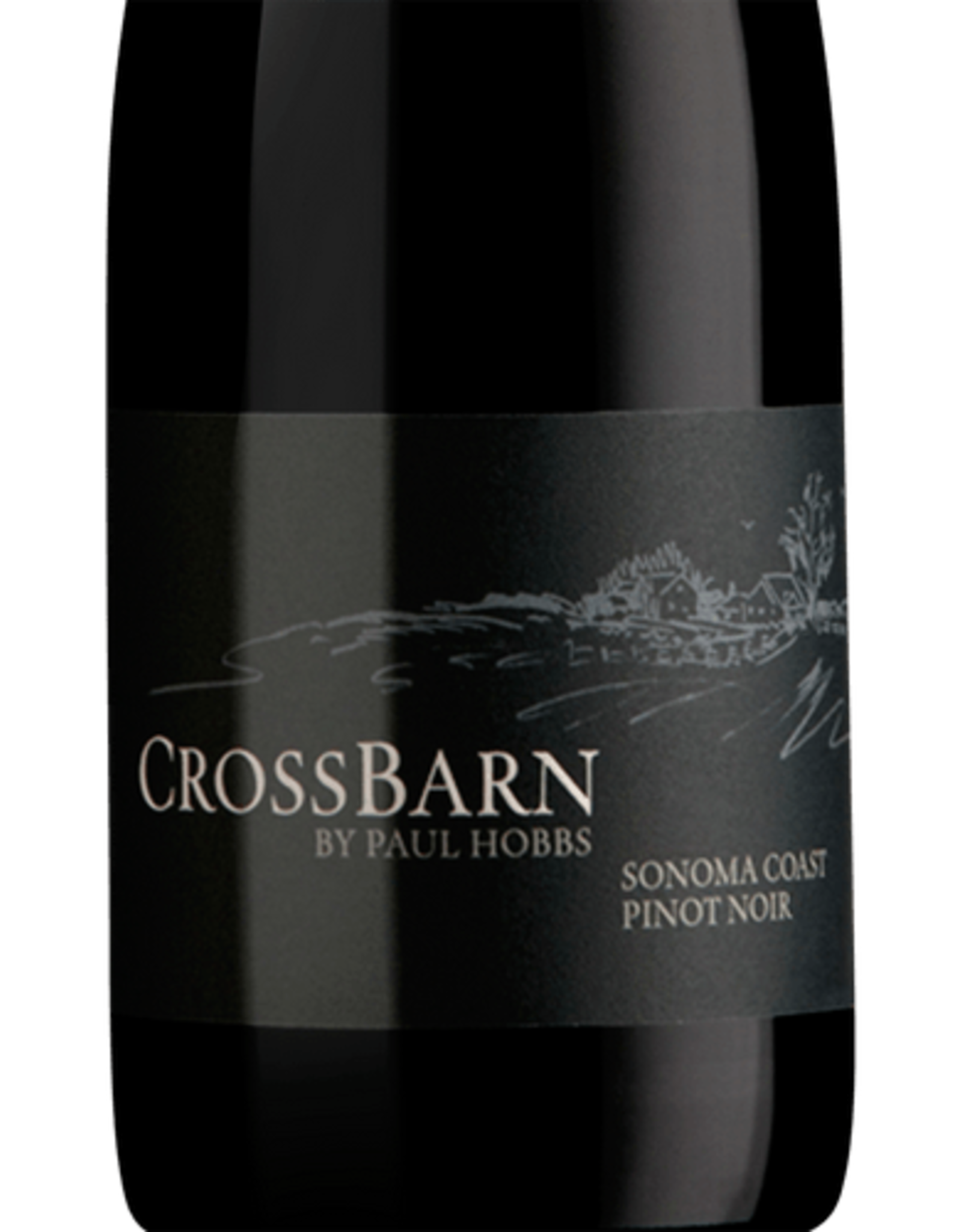 Paul Hobbs Crossbarn Pinot Noir 2017